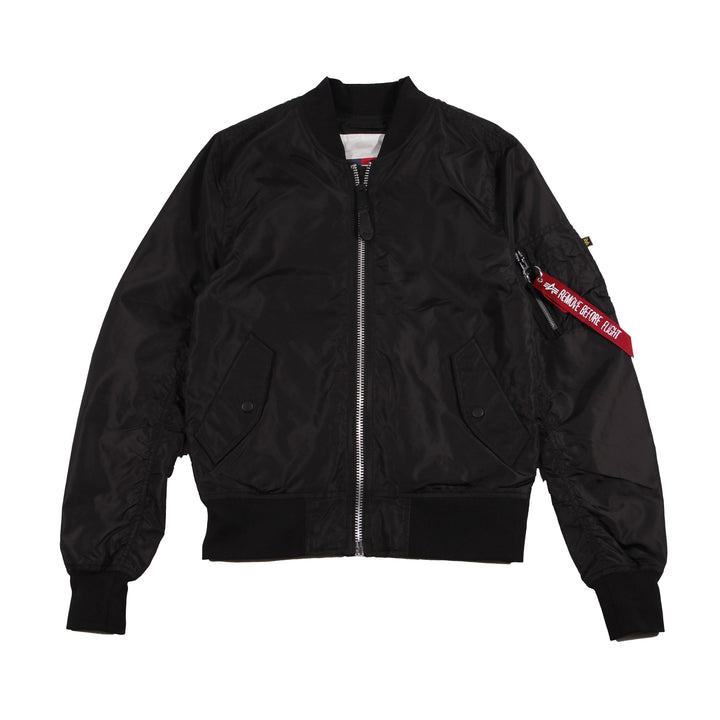 Alpha L-2B Dragonfly Blood Chit Jacket Black - Pict Clothing