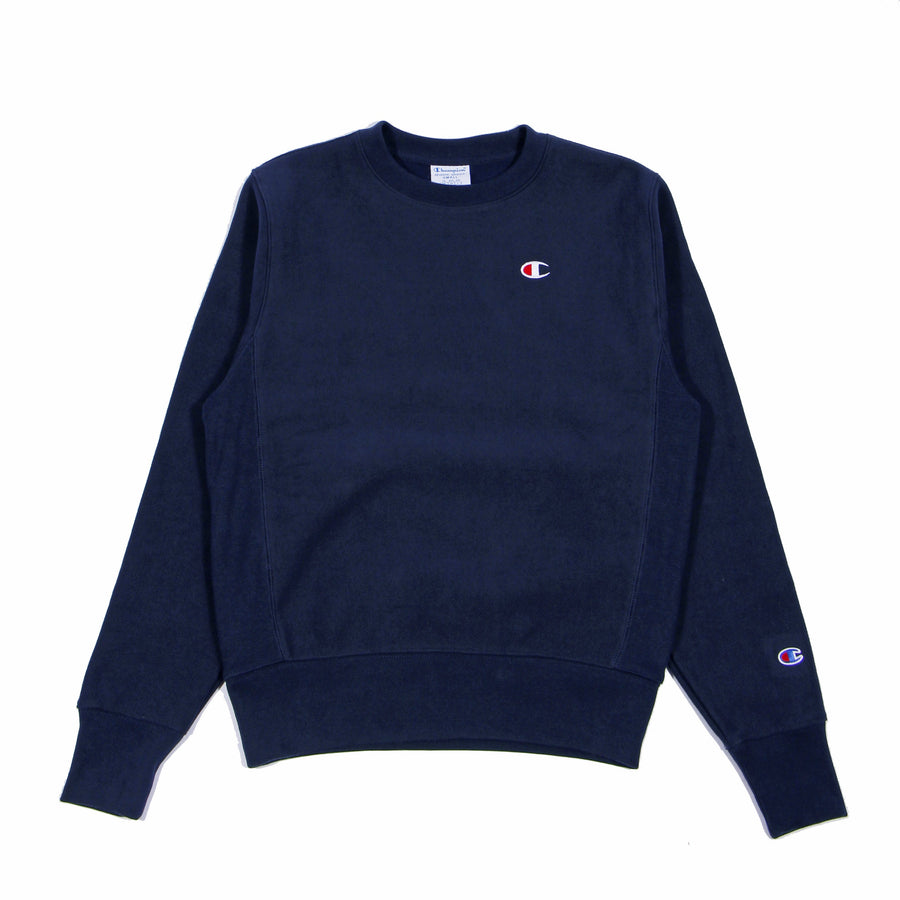 Champion Reverse Weave Crew Navy - Pict Clothing