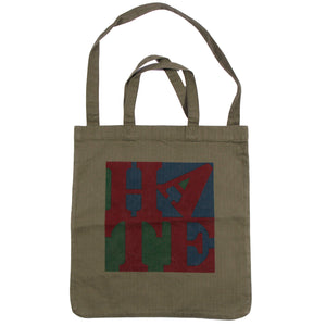 Medicom x D*FACE 'HATE' Tote - Pict Clothing