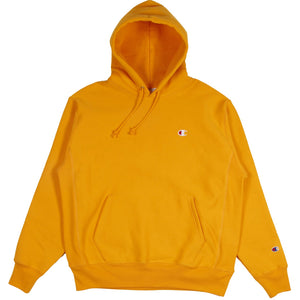 Champion Reverse Weave Hoodie C Gold - Pict Clothing
