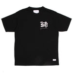 Stampd Advert Tee Black