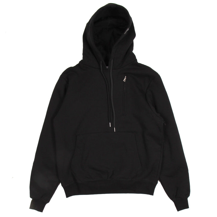 Stampd Belmont Hoodie Black - Pict Clothing