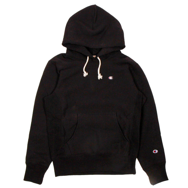 Champion Europe Rev Weave Hoodie Black