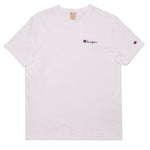 Champion Europe Mini Script Tee White