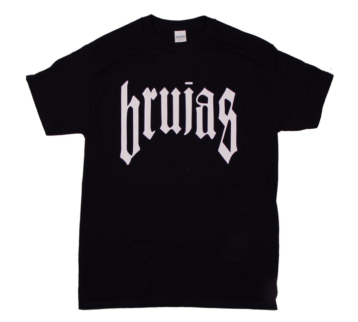 Brujas La Pucelle SS Tee Black - Pict Clothing
