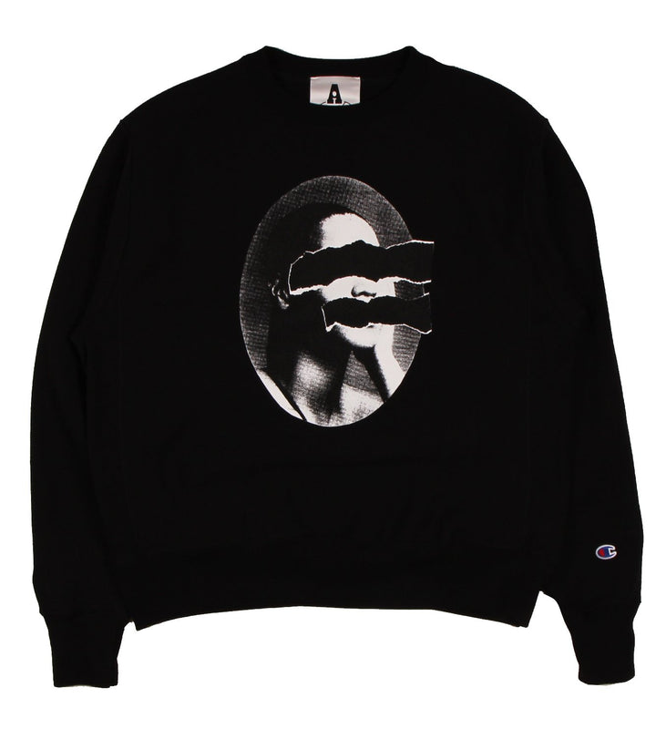 For The Homies Queen B Sweater Black - Pict Clothing