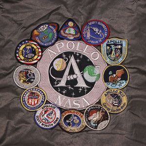 Alpha MA-1 Apollo Battleworn New Silver Battleworn - Pict Clothing