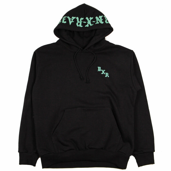 Born x Raised BXR Hoodie Black