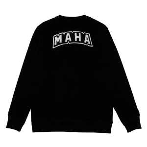 Maharishi Patch Crew Sweat - Pict Clothing