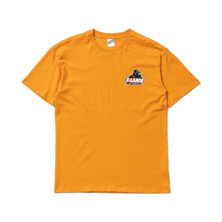 X Large Los Angeles Tee Gold