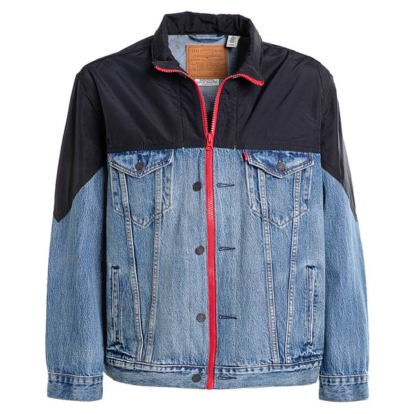 Levis Unbasic Trucker Cruv Trucker - Pict Clothing