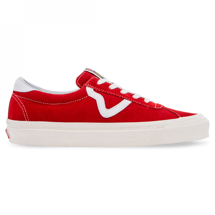 Vans Anaheim Factory Style 73 DX Red/Suede