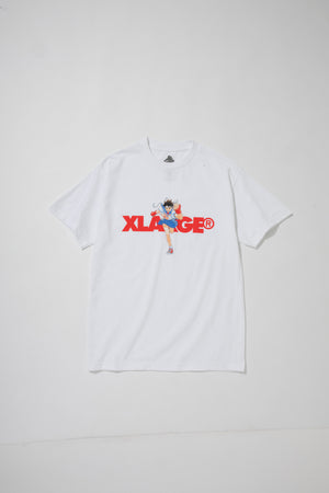 X Large x Street Fighter Sakura Tee - Pict Clothing