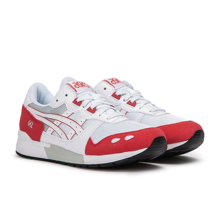 Asics Gel Lyte White/Rouge - Pict Clothing