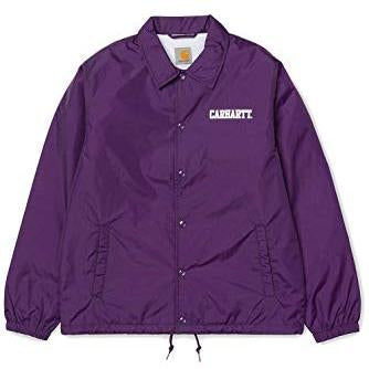Carhartt C WIP Coach Jacket Lakers/White