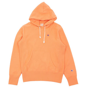 Champion Europe Rev Weave Hoodie Coral - Pict Clothing
