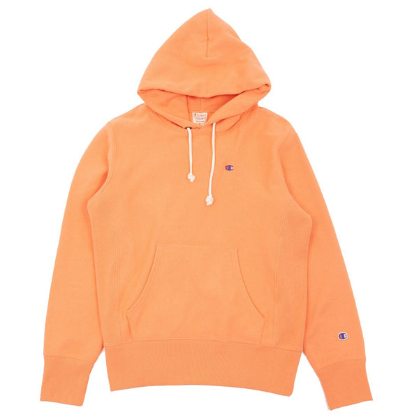 Champion Europe Rev Weave Hoodie Coral