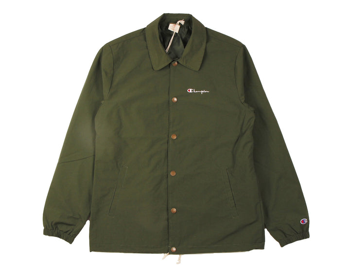 Champion Europe Zip Jacket Moss Green - Pict Clothing