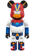 BE@RBRICK Combattler V Super Alloyed 200%