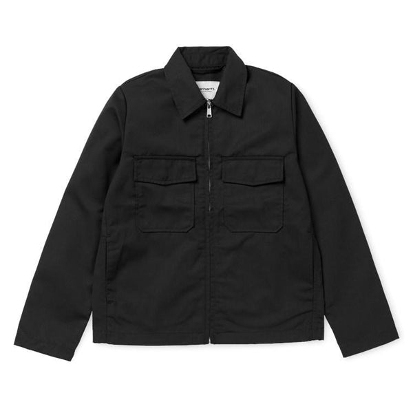 Carhartt W Jameson Jacket Black Rigid