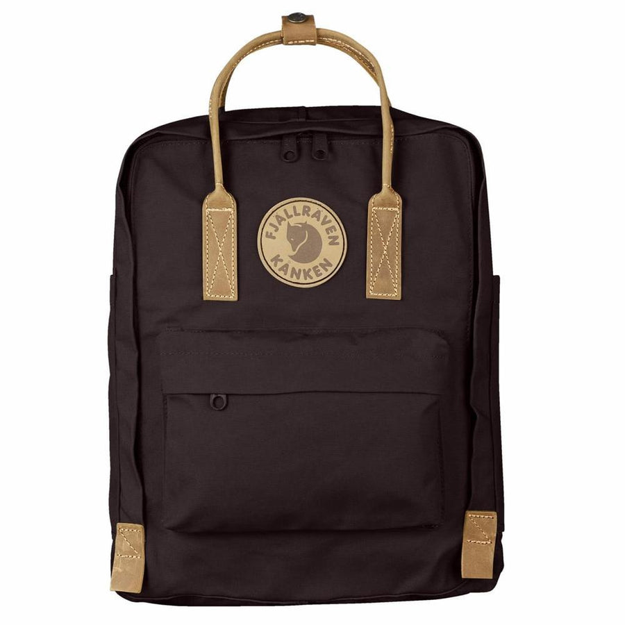 Fjallraven Kanken No. 2 Black - Pict Clothing