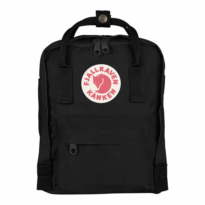 Fjallraven Kanken Mini Black - Pict Clothing