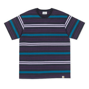 Carhartt SS Kress Tee Dark Navy - Pict Clothing