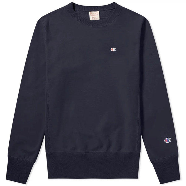 Champion Europe Rev Weave Crew Navy