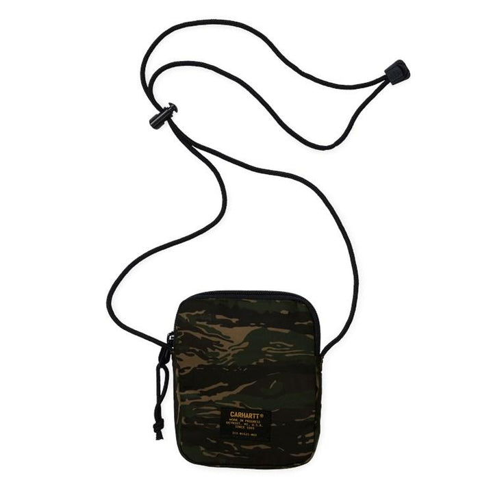 Carhartt Military Neck Wallet Camo Tiger Jungle - Pict Clothing
