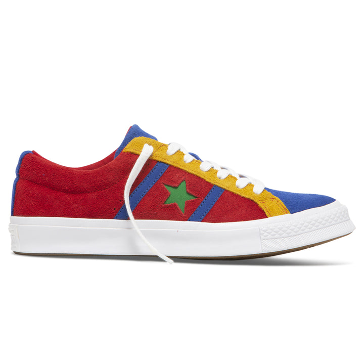 Converse One Star Academy Enamel/Red/Blue - Pict Clothing
