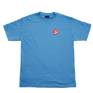 Pict Pixel Tee Light Blue - Pict Clothing