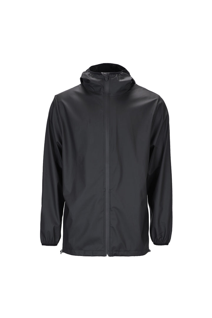 Rains Base Jacket Black - Pict Clothing