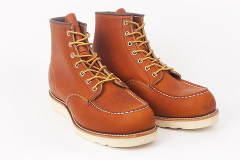 Red Wing Moc Toe 875 - Pict Clothing