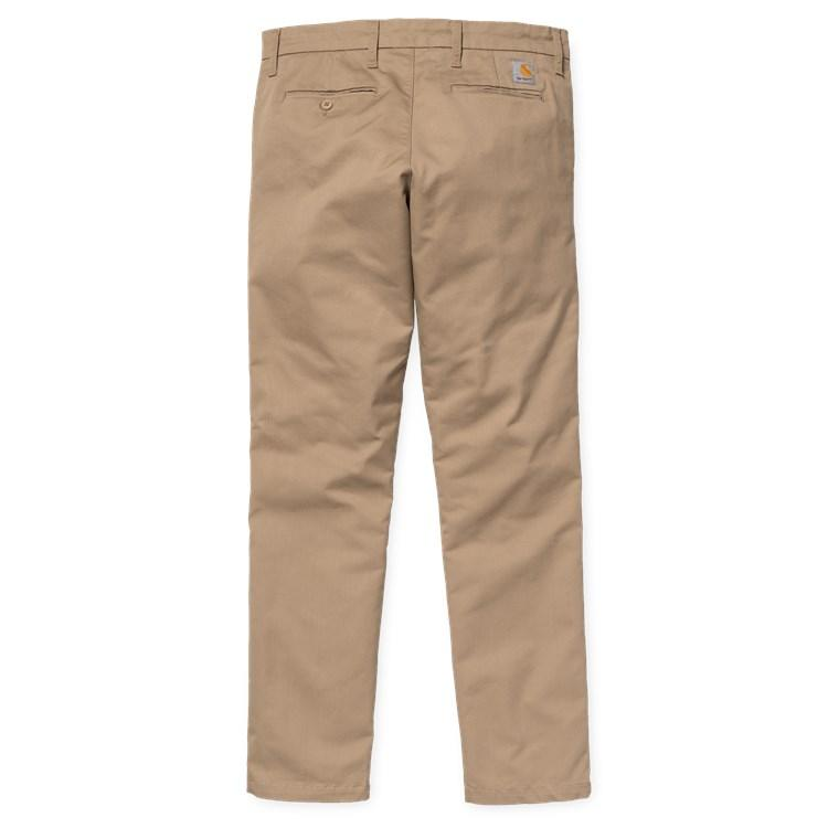 Carhartt Sid Pant Lemar Leather Rinsed - Pict Clothing