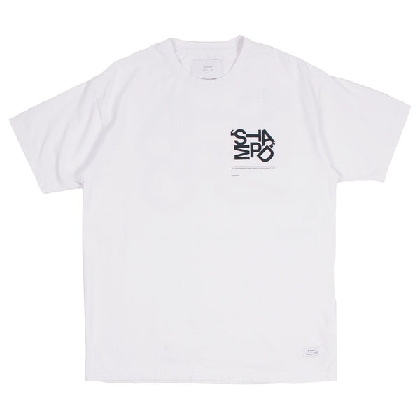 Stampd Advert Tee White