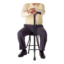 4 in 1 Multi Utility Walking Stick