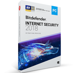 Bitdefender Internet Security - 1-Year / 3-PC