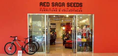 Red Saga Seeds Showroom