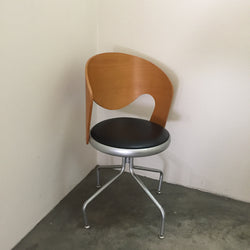 ONLY AVAILABLE AT OUR OUTLETS - Modern Dining chair