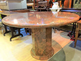 Granite Stone Dining Table Round