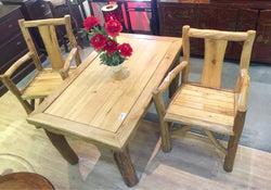 Wood Branch Rustic Table