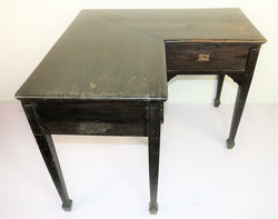 Vintage L-Shaped Desk Drawer