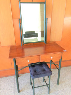 Vanity Make-UP Desk with Stool