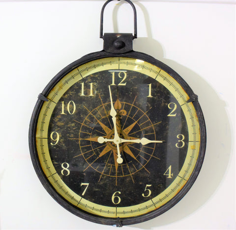 Creative Home Large Wall Clock Retro
