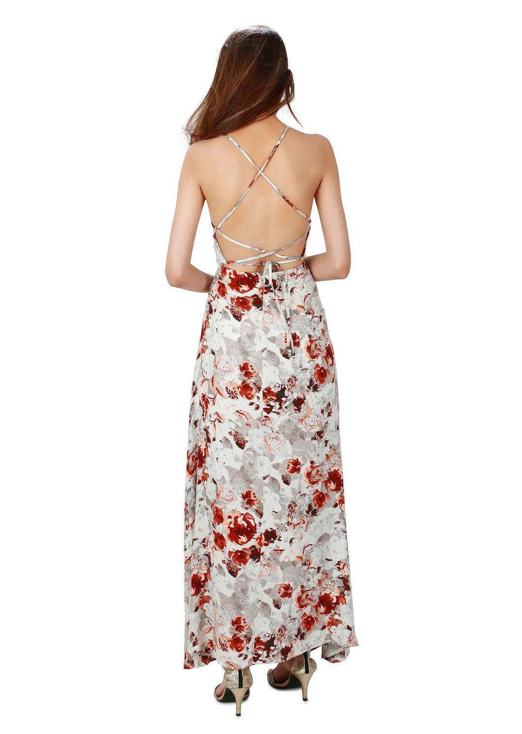 Backless Gorgeous Maxi