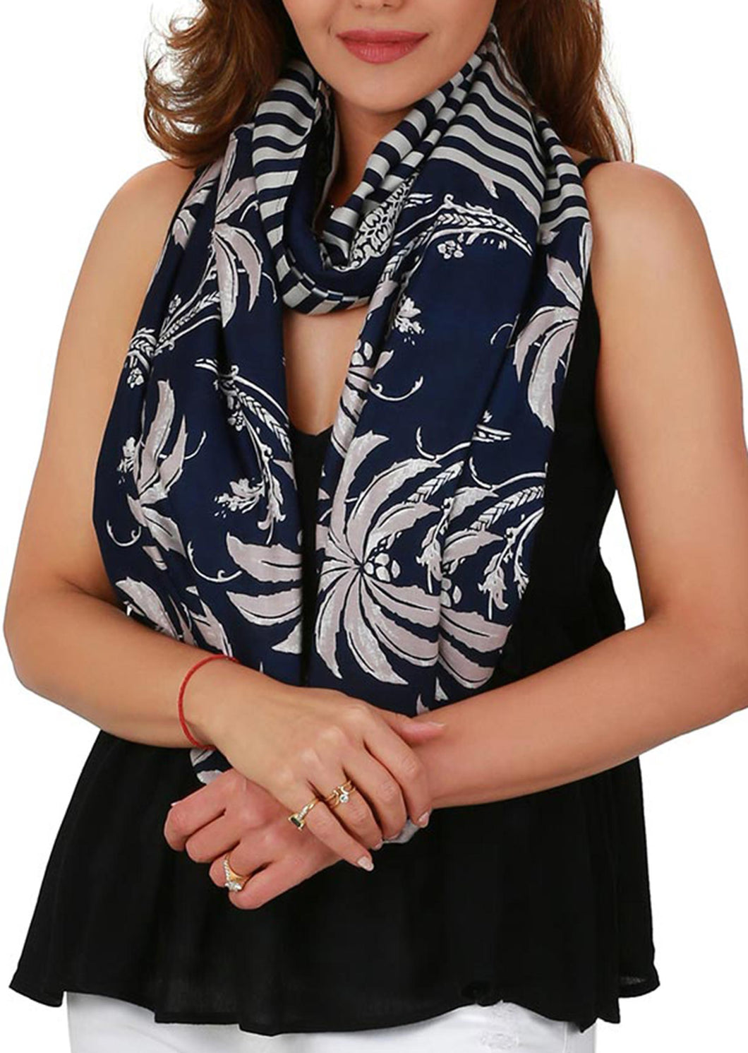 Infinity Multipurpose Neck Scarf