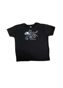 SALE Kid's T-Shirt Octopus