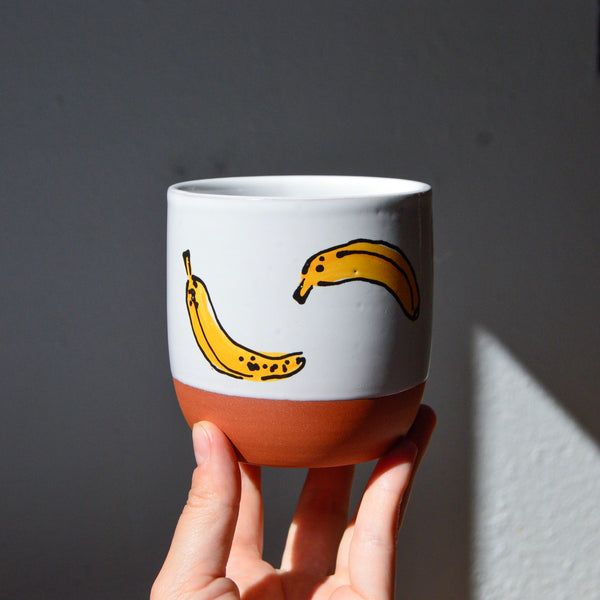 Banana Party Cup