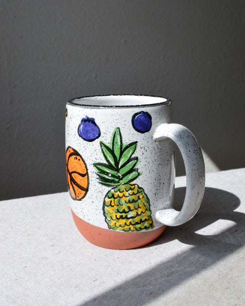 Fruit Salad Mug