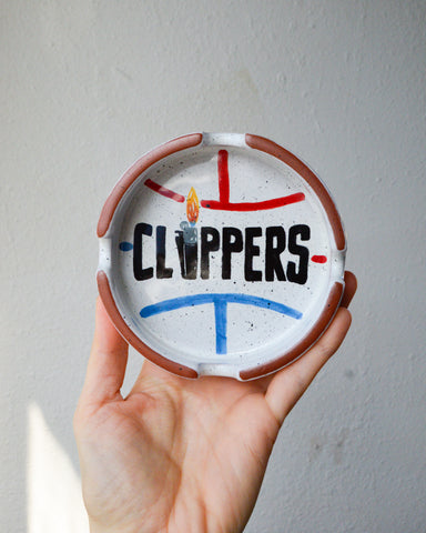Clippers Ashtray